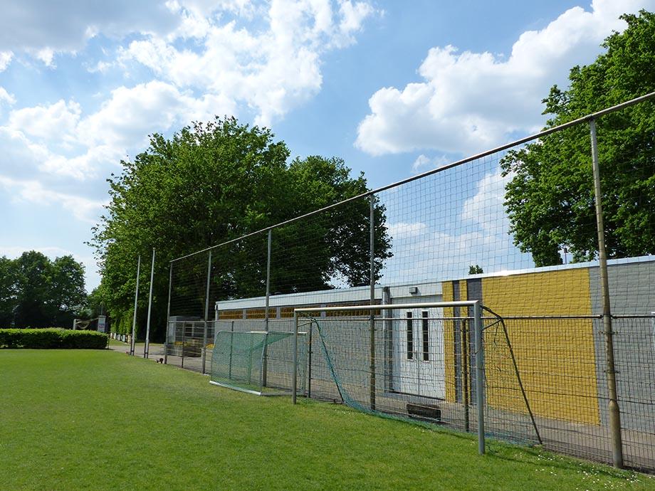 Verbouwing sportaccommodatie